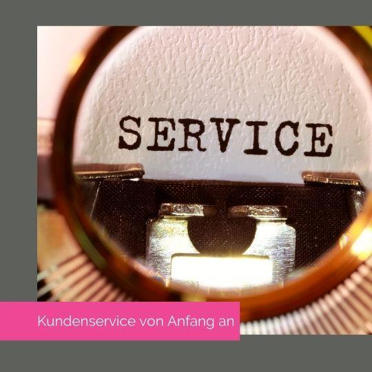 Read more about the article Kundenservice von Anfang an