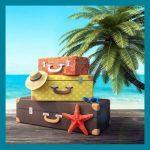 Urlaub als Selbständiger - Kofferpacken