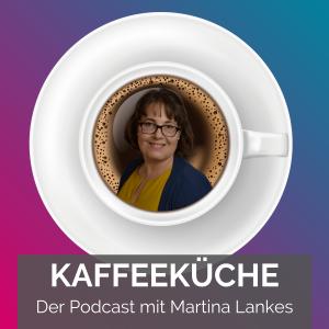 "Podcast-Cover ""Kaffeeküche"""